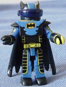 DC C3 Minimates Wave 2 Batcycle Street Justice Batman