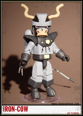 Iron Cow Custom Minimate