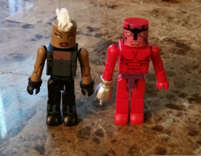 Marvel Minimates TRU Toys R Us Wave 6 Secret Wars Storm