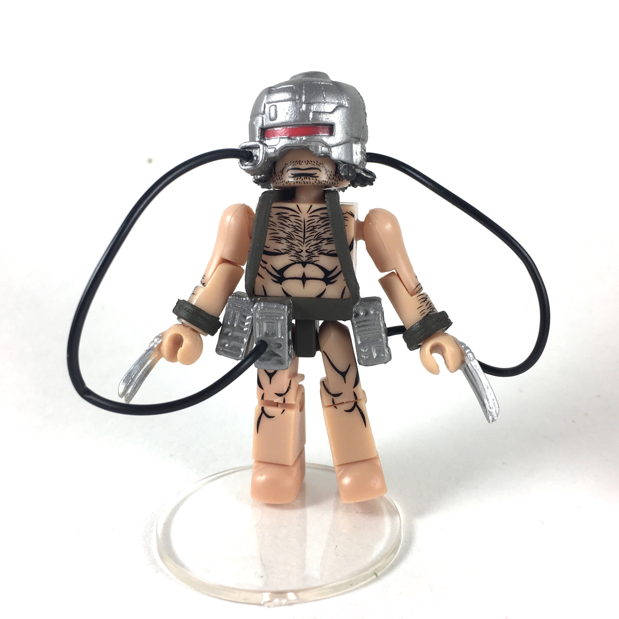 Marvel Minimates Wolverine through the Ages Weapon X